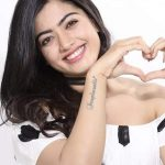 Rashmika Serving Needy